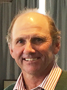 James Laurie – Chair