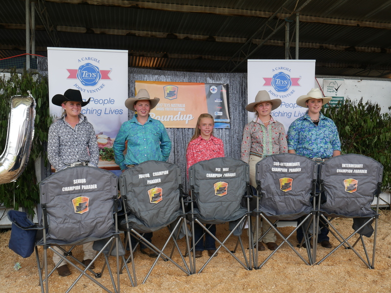 Champion Paraders, Mt Gambier 2017