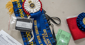 2019 Sydney Royal Easter Show  Angus Feature Breed Sponsors