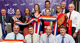 Angus cattle chalk up the wins at the RAS Beef Challenge Awards night