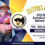 Get to the NH Foods Australia Angus Youth National Roundup